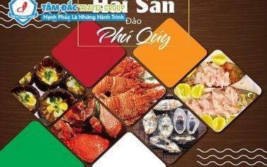 Ăn gì ở Phú Quý và những đặc sản tuyệt hảo không thể bỏ qua