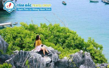 Kinh nghiệm du lịch Hòn Nghệ Kiên Giang không phải ai cũng biết