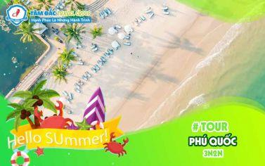 Tour du lịch Phú Quốc 3 ngày 2 đêm - Tâm Đắc Travel Group