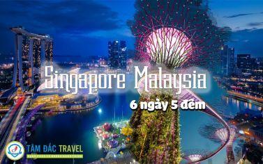 TOUR DU LỊCH SINGAPORE MALAYSIA INDONESIA 6 NGÀY 5 ĐÊM CHẤT LƯỢNG GIÁ RẺ