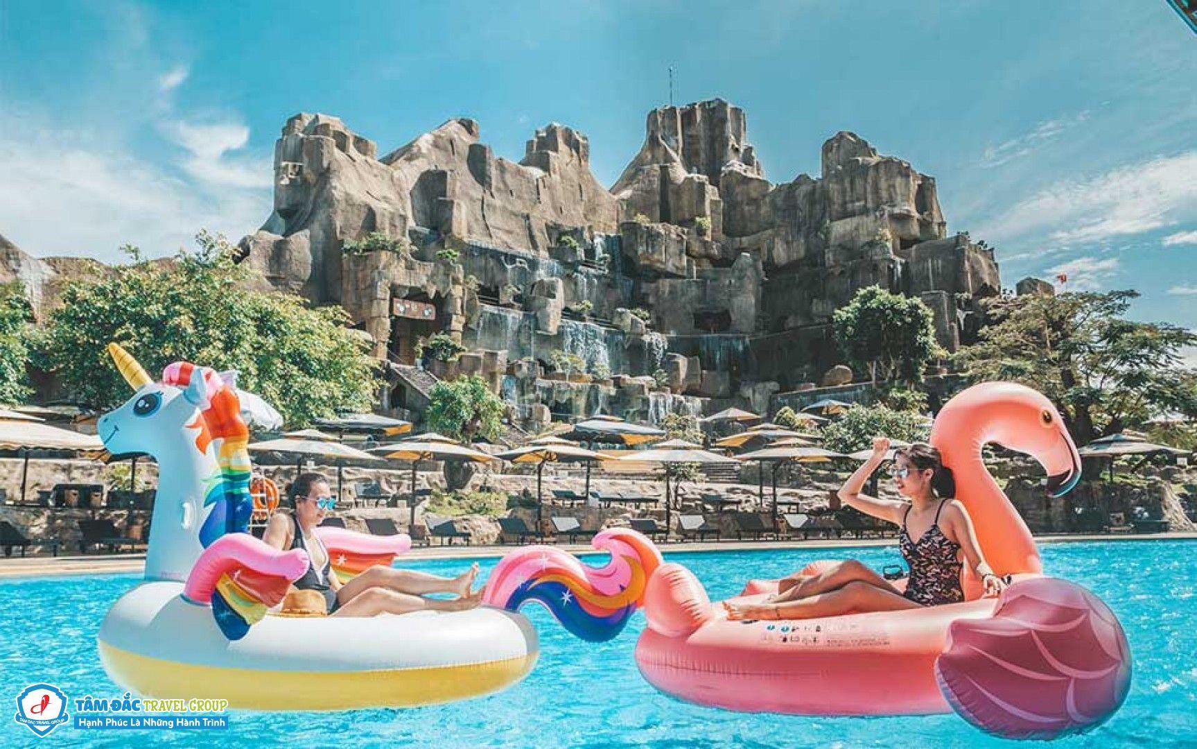 Tour du lịch Bảo Lộc - Đôi Dép Resort 5 Sao - 2 ngày 2 đêm - Siêu Hot