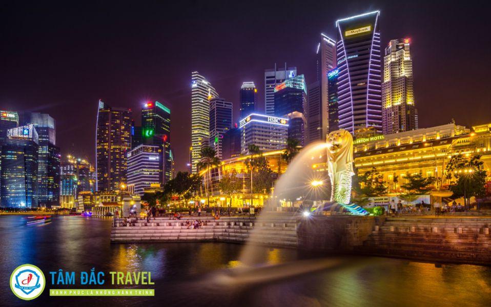 TOUR DU LỊCH SINGAPORE 3 NGÀY 2 ĐÊM CHẤT LƯỢNG GIÁ RẺ